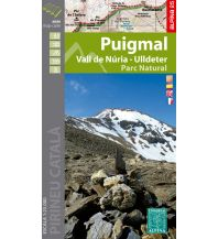 Wanderkarten Spanien Editorial Alpina Map E-25, Puigmal 1:25.000 Editorial Alpina