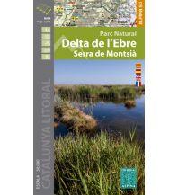 Wanderkarten Spanien Editorial Alpina Map E-50, Parc Natural Delta de l'Ebre 1:50.000 Editorial Alpina