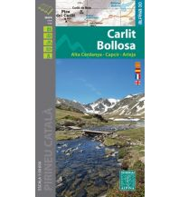 Editorial Alpina WK Frankreich - Carlit, Bollosa 1:30.000 Editorial Alpina