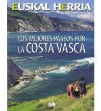 Wanderführer Euskal Herria - Los mejores Paseos por la Costa Vasca (Baskenland) Sua Edizioak