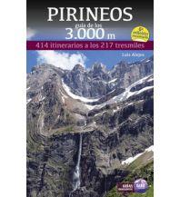 Wanderführer Pirineos - guía de los 3.000m Sua Edizioak