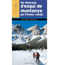 Skitourenführer Südeuropa 50 itineraris d'esquí de muntanya pel Pirineu català Ediciones Desnivel