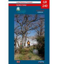 Weitwandern Penibética Trekking Guide GR 240 Sendero Sulayr (Andalusien) Editorial Penibética