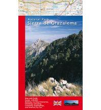 Abverkauf Sale Penibética-Wanderkarte, Sierra de Grazalema 1:40.000 (ALTE AUFLAGE 2014) Editorial Penibética