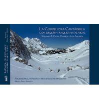 Skitourenführer Südeuropa La Cordillera Cantábrica con Esquís y Raquetas de Nieve, Band 2 Adrados Ediciones