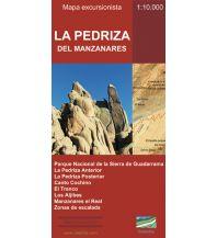 Wanderkarten Spanien Calecha-Wanderkarte La Pedriza del Manzanares 1:10.000 Calecha Ediciones
