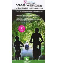 Radführer Vías Verdes y Caminos Naturales – Volumen/Band 1, Zona Norte/Nord Petirrojo