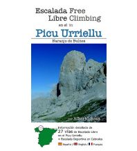 Sportkletterführer Südwesteuropa Free Climbing in Picu Urriellu Ediciones Cordillera Cantábrica