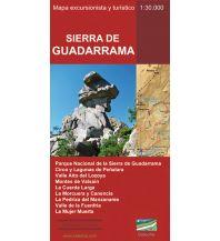 Wanderkarten Spanien Calecha-Wanderkarte Sierra de Guadarrama 1:30.000 Calecha Ediciones