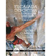 Sportkletterführer Sport Climbing in Cordillera Cantábrica Ediciones Cordillera Cantábrica