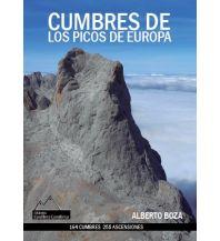 Alberto Boza - Cumbres de Los Picos de Europa Ediciones Desnivel