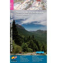 Wanderkarten Spanien Penibética-Wanderkarte Sierra de Grazalema 1:40.000 Editorial Penibética