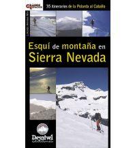 Skitourenführer Südeuropa Esquí de montaña en Sierra Nevada Ediciones Desnivel