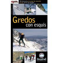Skitourenführer Südeuropa Gredos con esquís Ediciones Desnivel