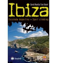Sportkletterführer Südwesteuropa Ibiza Sport Climbing Ediciones Desnivel