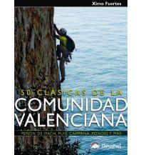 Alpinkletterführer 50 clásicas de la Comunidad Valenciana Ediciones Desnivel