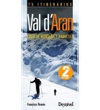 Winterwander- und Schneeschuhführer Esquí de Montaña y Raquetas Val d'Aran Ediciones Desnivel