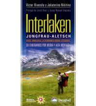 Wanderführer Interlaken Ediciones Desnivel
