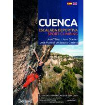 Abverkauf Sale Cuenca Sport Climbing (ALTE AUFLAGE 2014) Ediciones Desnivel