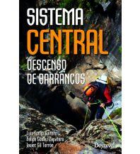Wanderführer Luis Torija, Felipe Gomez, Javier Gil - Sistema Central - Descenso de Barrancos Ediciones Desnivel