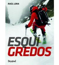 Skitourenführer Esquí Gredos Ediciones Desnivel