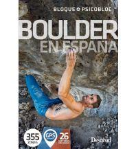 Boulderführer Boulder en España/Spanien Ediciones Desnivel