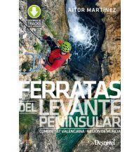 Klettersteigführer Ferratas del Levante Peninsular Ediciones Desnivel