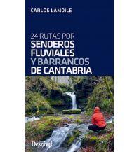 Canyoning 24 rutas por senderos fluviales y barrancos de Cantabria Ediciones Desnivel