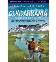 Guadarrama - 25 excursiones para todos Ediciones Desnivel
