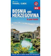 Reiseführer Komshe Travel Guide - Bosnia and Herzegovina in your hands Komshe