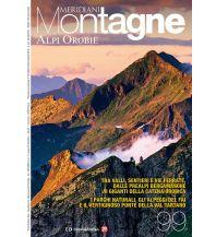 Wanderführer Meridiani Montagne Heft 99 Italien Alpin - Alpi Orobie / Bergamasker Alpen Editoriale Domus