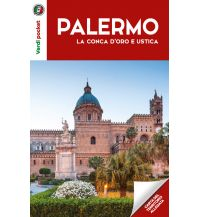 Reiseführer TCI Guida Verdi Pocket Palermo Touring Club Italiono