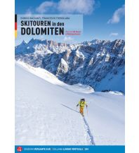 Skitourenführer Italienische Alpen Skitouren in den Dolomiten Versante Sud Edizioni Milano