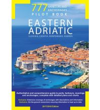 Revierführer Kroatien und Adria Pilot Book 777, Eastern Adriatic / Östliche Adria Edizioni Magnamare s.r.l.