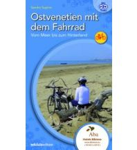 Radführer Ostvenetien mit dem Fahrrad Ediciclo Editore