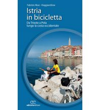 Radführer Ediciclo Cicloguide 25, Istria in bicicletta Ediciclo Editore