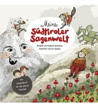 Outdoor Kinderbücher Meine Südtiroler Sagenwelt Weger