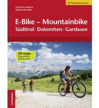 Mountainbike-Touren - Mountainbikekarten E-Bike & Mountainbike Südtirol, Dolomiten, Gardasee Tappeiner Verlag