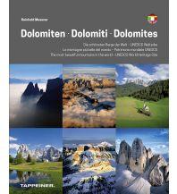 Outdoor Bildbände Dolomiten – Dolomiti – Dolomites Tappeiner Verlag