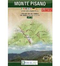 Wanderkarten Italien LAC Wanderkarte Italien - Monte Pisano 1:25.000 Global Map