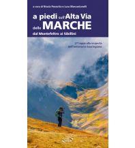 Wanderführer A piedi sull'Alta Via delle Marche Edizioni Iter