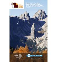Skitourenkarten Tabacco-Spezialkarte Parco Naturale Dolomiti Friulane 1:25.000 Casa Editrice Tabacco