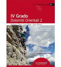 Alpinkletterführer IV Grado Dolomiti Orientali, Band 2 Idea Montagna Editoria e Alpinismo