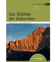 Wanderführer Die 3000er der Dolomiten Idea Montagna Editoria e Alpinismo