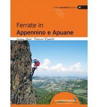 Klettersteigführer Ferrate in Appennino e Apuane Idea Montagna Editoria e Alpinismo