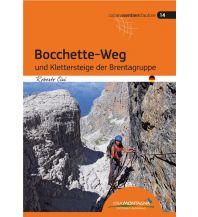 Klettersteigführer Bocchette-Weg und Klettersteige der Brenta-Gruppe Idea Montagna Editoria e Alpinismo