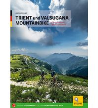 Radführer Trient und Valsugana Mountainbike Versante Sud Edizioni Milano