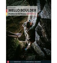 Boulderführer Melloboulder Versante Sud Edizioni Milano