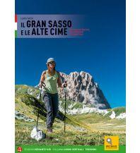 Wanderführer Il Gran Sasso e le altre cime Versante Sud Edizioni Milano