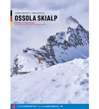 Skitourenführer Schweiz Ossola Skialp Versante Sud Edizioni Milano